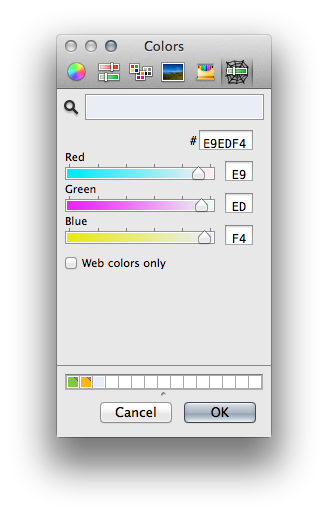 Color Picker Hex-Enabled