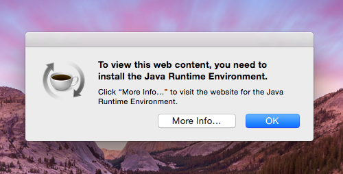 os x yosmite shows this message at startup: To ... | Apple Support Communities